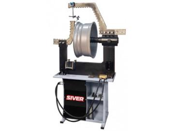 Станок для правки легкосплавных дисков Siver RR 14S