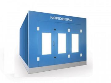 Окрасочно сушильная камера Nordberg STANDART