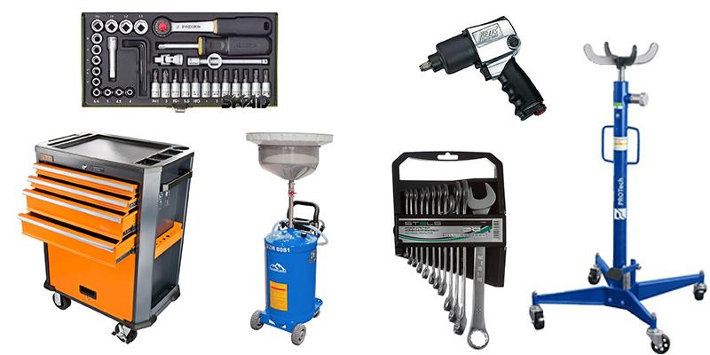 Выбор оборудования для автосервиса