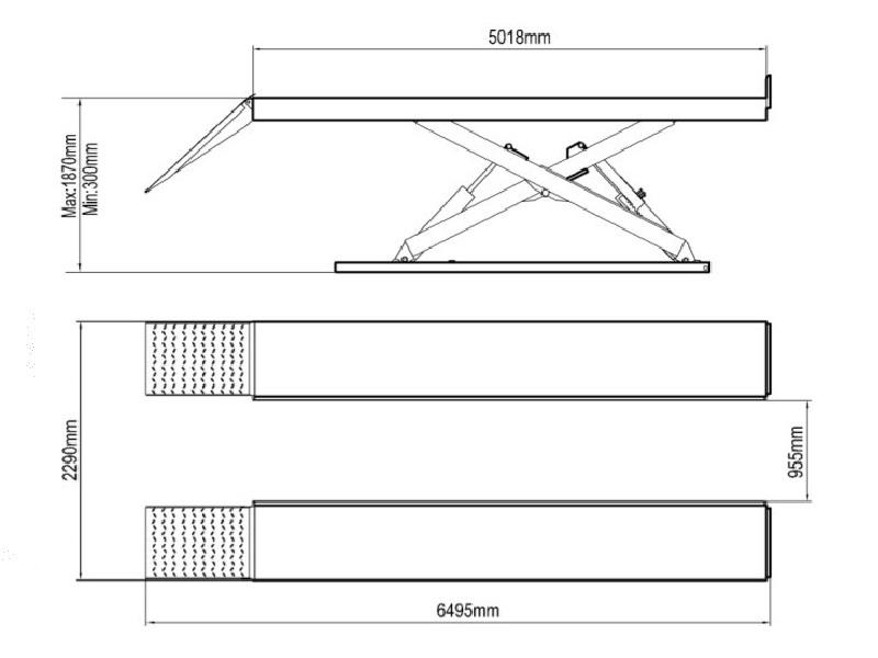 инструкция по эксплуатации ножничного подъемника - фото 6